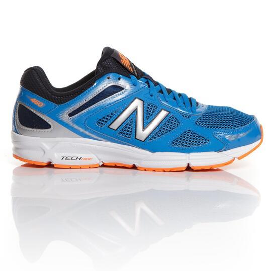 NEW BALANCE M460 Zapatillas Running Azul Hombre