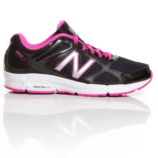 NEW BALANCE W460 Zapatillas Running Negro Mujer