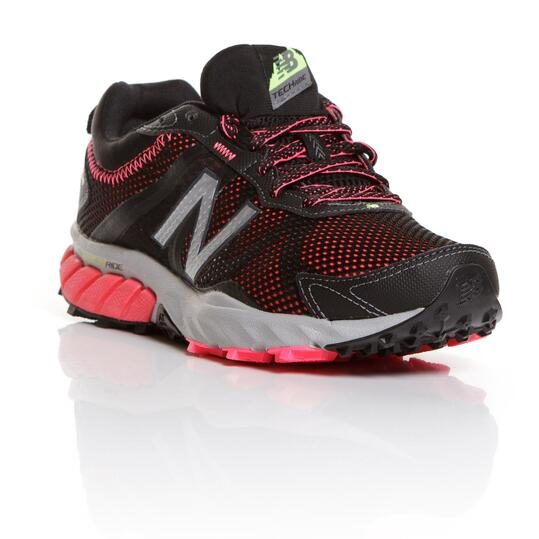 NEW BALANCE WT610 Zapatillas Trail Negras Mujer