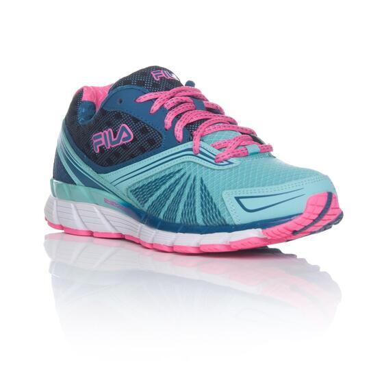 FILA ELECTROVOLT 2 Zapatillas Running Celeste Mujer