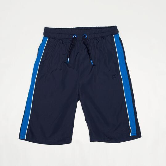 Pantalón Corto UP BASIC Azul Marino Niño (10-16)