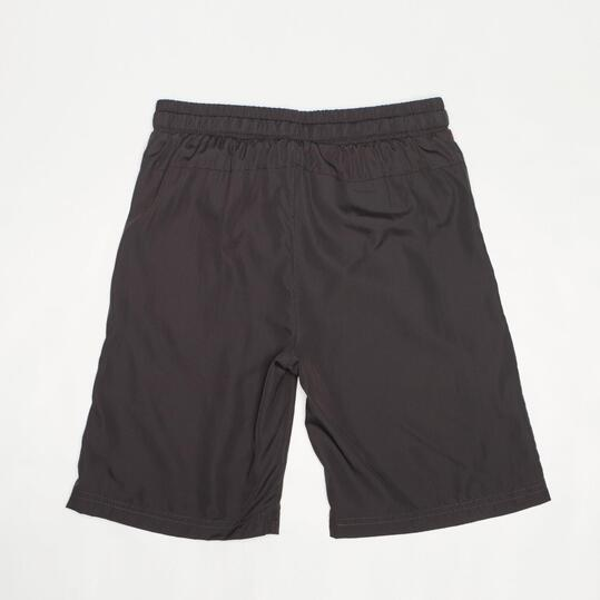 Pantalón Corto UP BASIC Gris Niño (10-16)