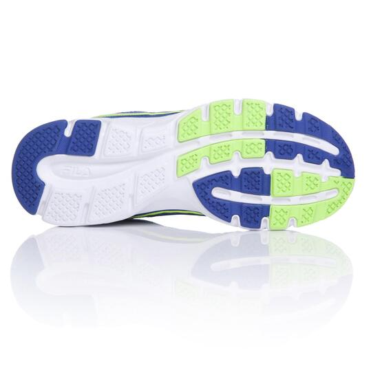 FILA CHRONOS Zapatillas Running Azul Mujer