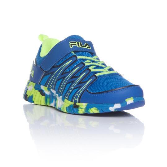 FILA CRATER 5 Zapatillas Running Azul