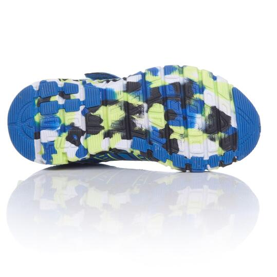 FILA CRATER 5 Zapatillas Running Azules Niño (22-28)