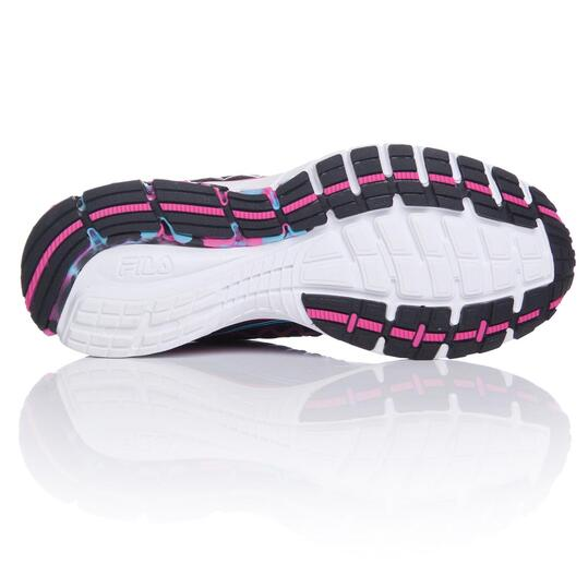 FILA STEELSTRIKE ENERGIZED 2 Zapatillas Running Negras