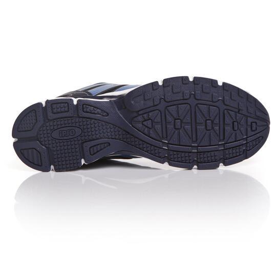 Zapatillas Running Cámara Aire IPSO Marino Hombre