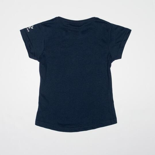 KELME Camiseta Marino Niña (10-16)