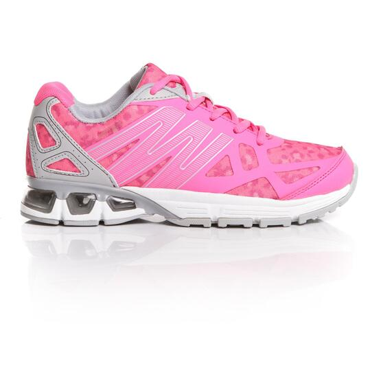 Zapatillas Running IPSO KNUP XSTEP Fucsia Mujer