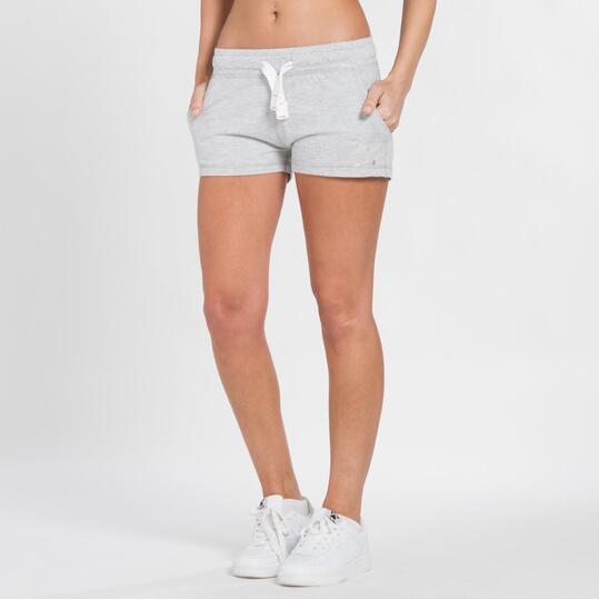 KELME CLASSIC Pantalón Corto Gris Mujer