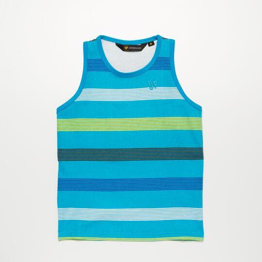 Camiseta Tirantes UP BASIC Rayas Niño (2-8)