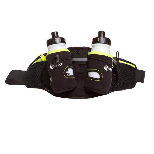 Cinturón Portabidones 320ml IPSO Negro
