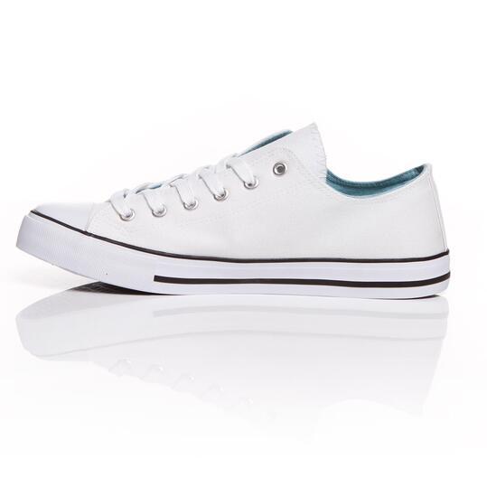 Zapatillas Lona UP STAR Blanco Hombre