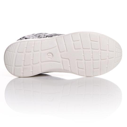 Sneakers Estampadas SILVER DYLAN Blanco Hombre