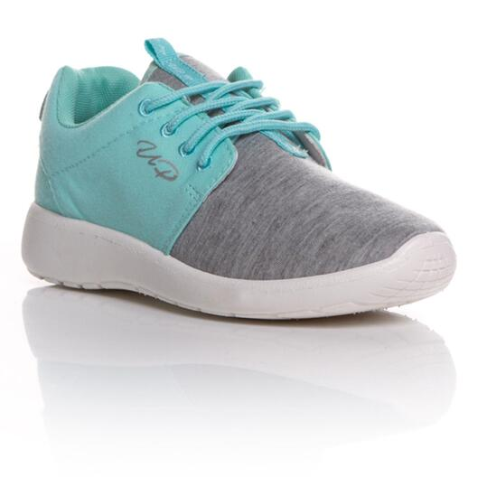Sneakers SILVER DYLAN Gris Mujer