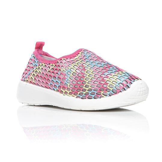 Sneakers UP FRESH Rosa Mujer