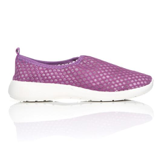 Sneakers UP FRESH Morado Mujer