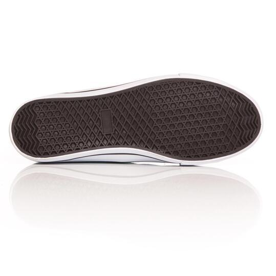 Sneakers Lona SILVER Turquesa Mujer