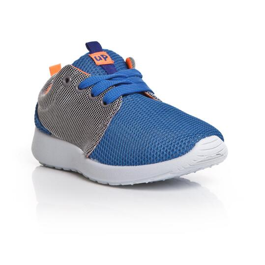 UP Sneakers Royal Gris Niño (28-35)