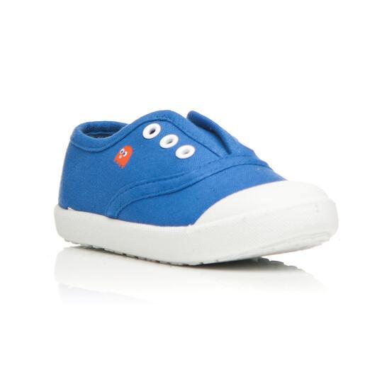 Zapatillas Lona UP Azul Niño (19-27)