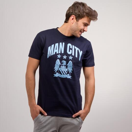Camiseta Manchester SOURCE LAB Marino Hombre