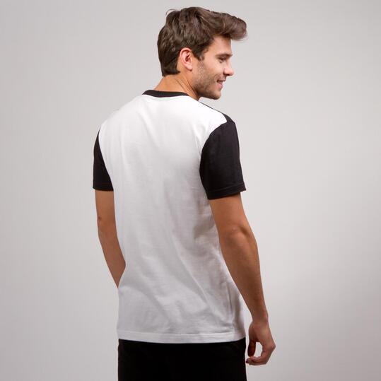 Camiseta Tottenham SOURCE LAB Blanco Negro Hombre