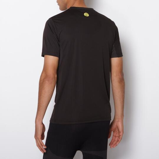 Camiseta Montaña BORIKEN Antracita Hombre