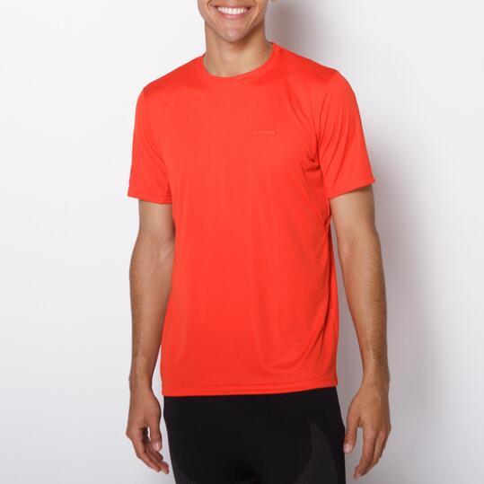 Camiseta Montaña BORIKEN Rojo Hombre