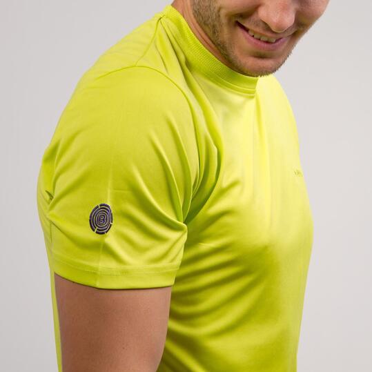 Camiseta Básica BORIKEN Verde Hombre