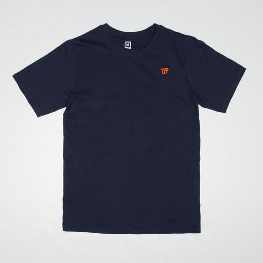 Camiseta Marino UP BASIC Niño (10-16)