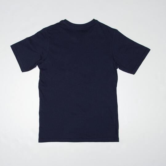 Camiseta Marino UP BASIC Niño (10-16)