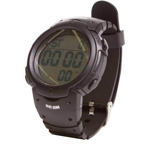 Reloj Sport SILVER FIT 1,0 Negro