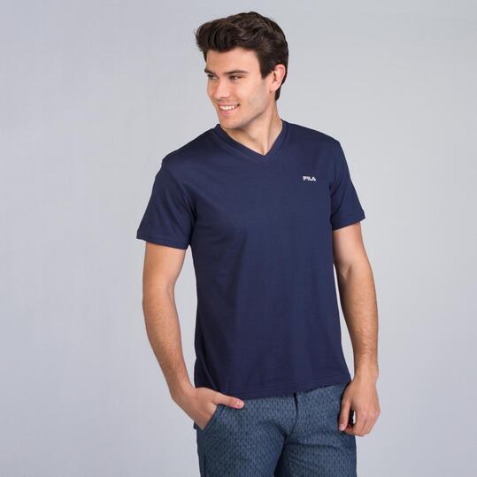 FILA COVE Camiseta Marino Hombre