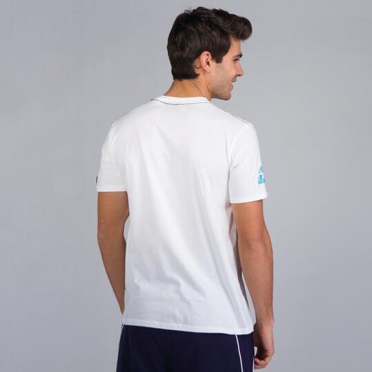FILA FREE SPIRIT Camiseta Blanca Hombre