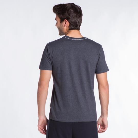 FILA Camiseta Gris Hombre