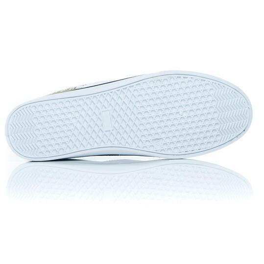 ECKO Zapatillas Lona Blancas Hombre