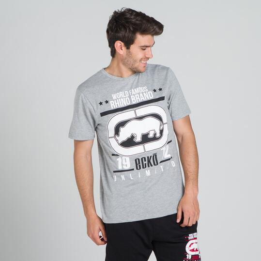 ECKO RANGER Camiseta Gris Hombre