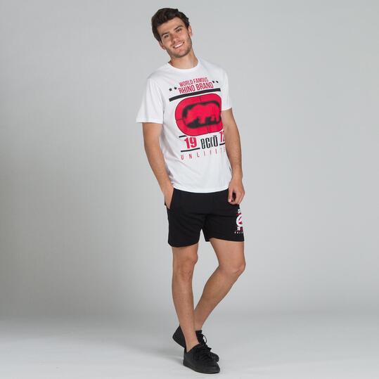 ECKO RANGER Camiseta Blanca Hombre