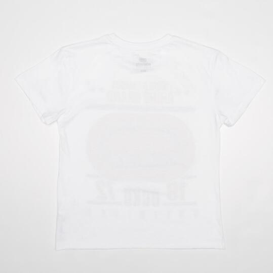 ECKO RANGER Camiseta Blanca Niño (10-16)