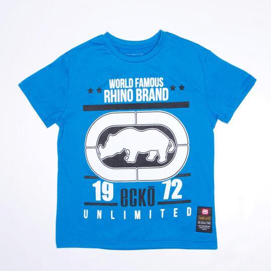 ECKO RANGER Camiseta Azul Niño (10-16)