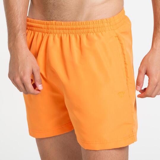 Bañador Bermuda UP BASIC Naranja Hombre