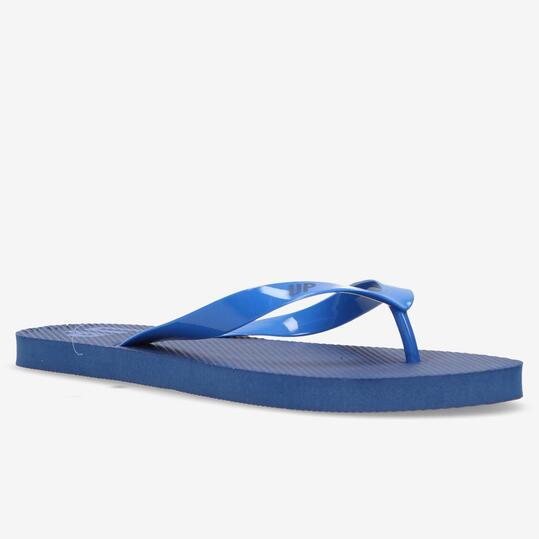 Chanclas Playa UP Marino Azul Hombre