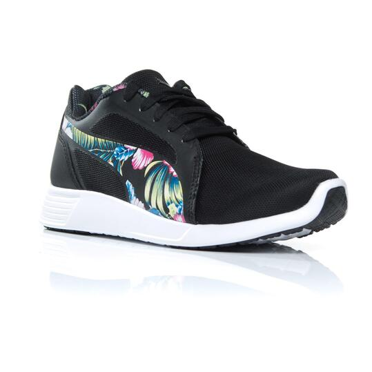 PUMA TRAINER Sneakers Negro Mujer