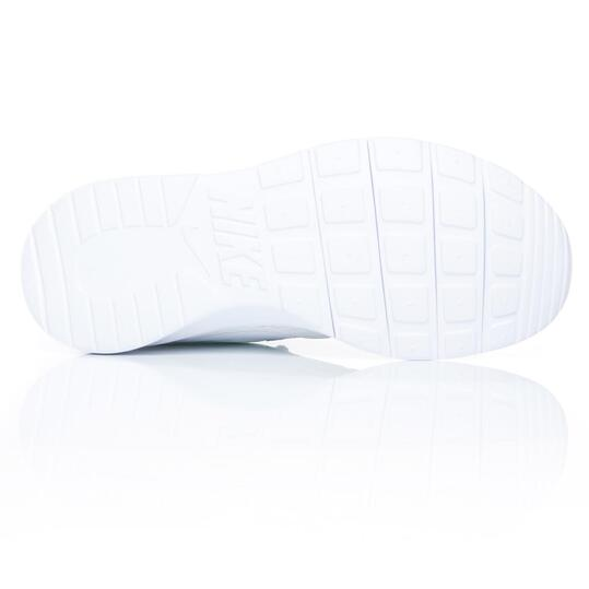 NIKE TANJUN Zapatillas Deportivas Blancas Mujer