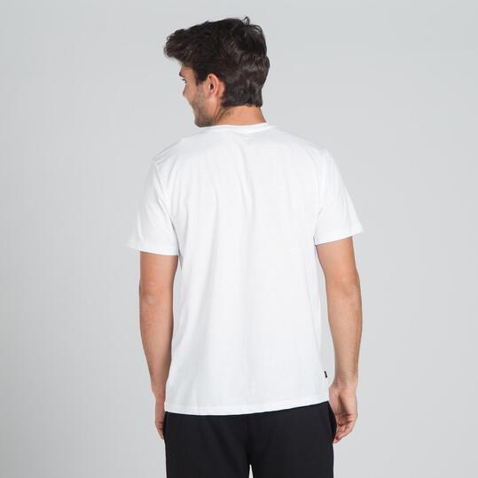 ZOOYORK JACKSON Camiseta Blanca Hombre