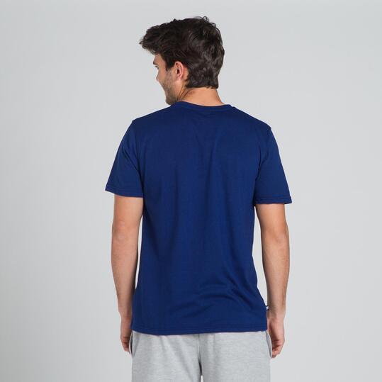 ZOOYORK JACKSON Camiseta Azul Hombre