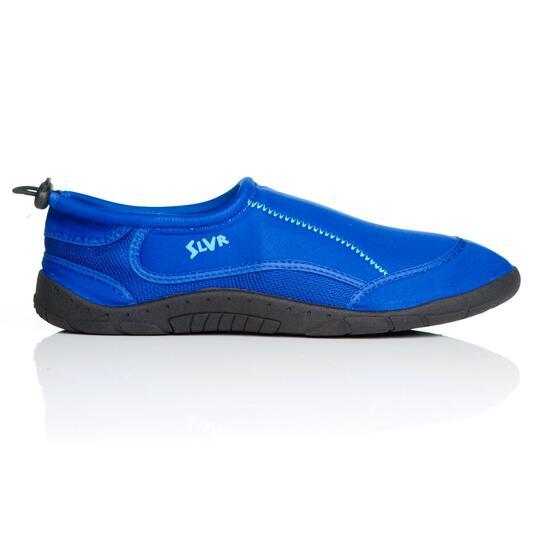 Aquashoes Azul SILVER Hombre