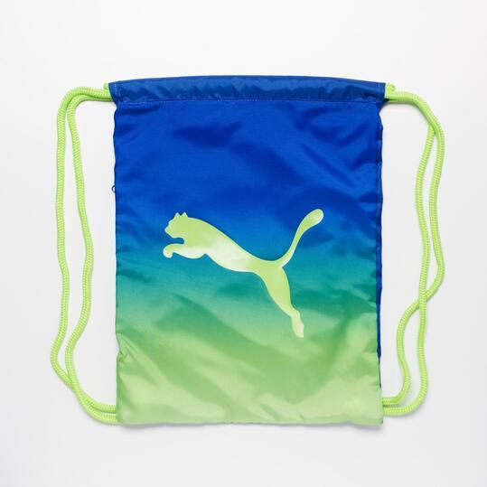 PUMA CAT Gymsack Verde