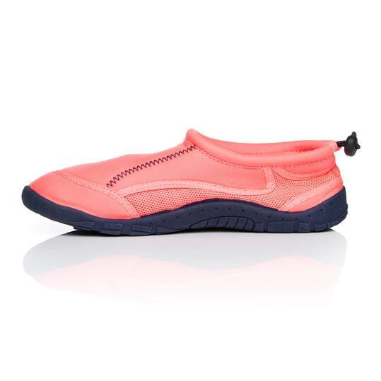 Aquashoes Coral SILVER Mujer