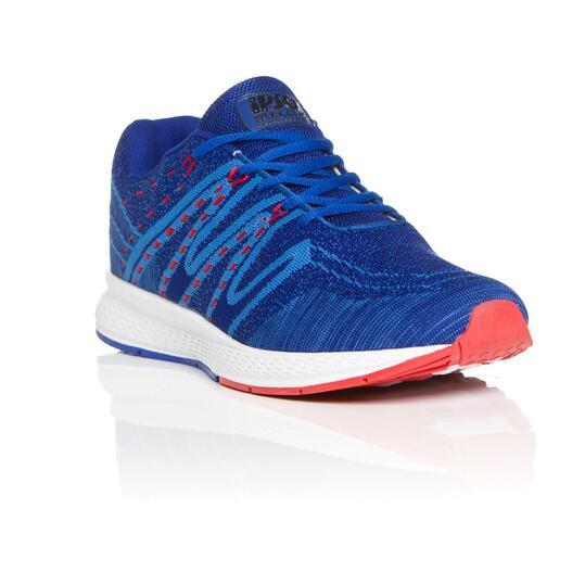 Zapatillas Running IPSO STELLAR Azul Hombre